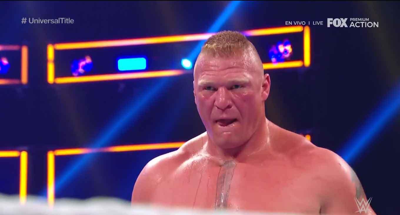 WWE SUMMERSLAM (11 de agosto 2019) | Resultados en vivo | Lesnar vs. Rollins 67