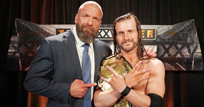 Triple H en WWE NXT