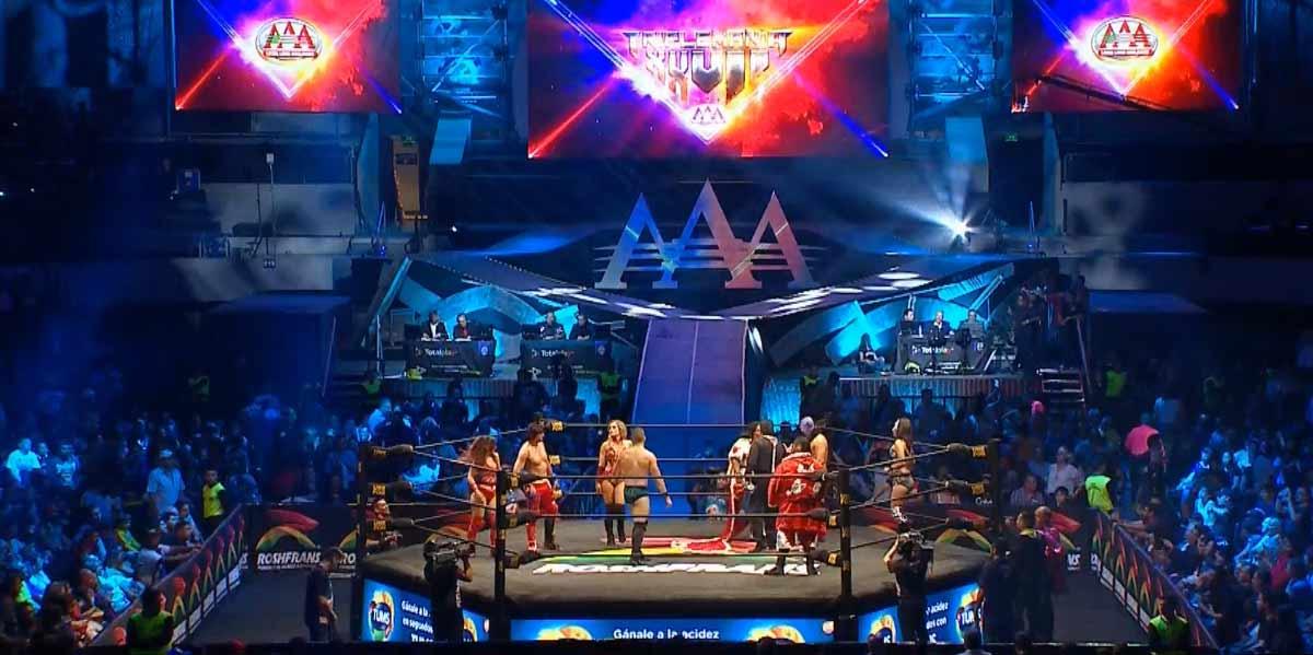 AAA TRIPLEMANÍA XXVII (3 de agosto 2019) | Resultados en vivo | Demon vs. Wagner 3