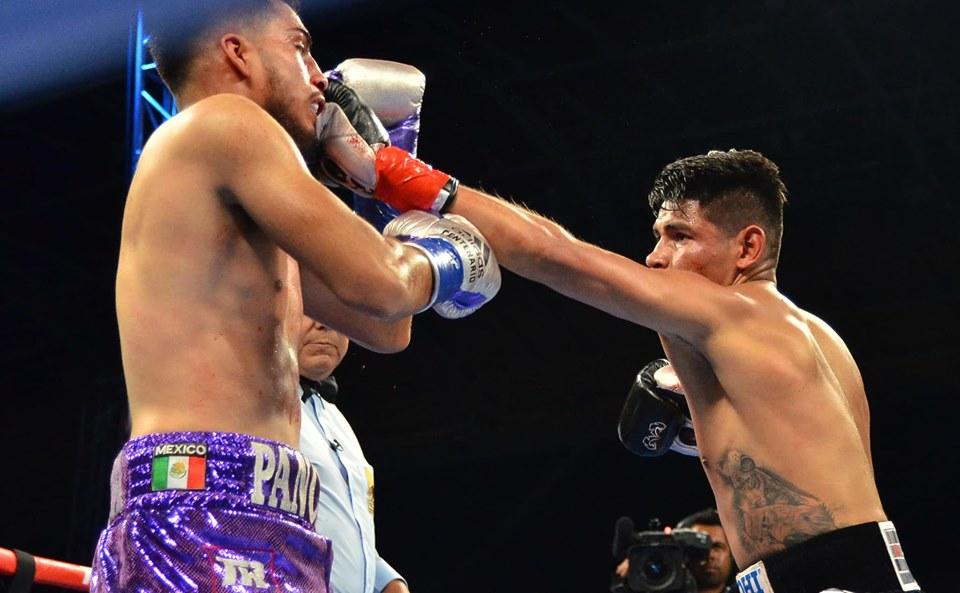 Vaquero Navarrete noqueó a De Vaca en 3 rounds 2