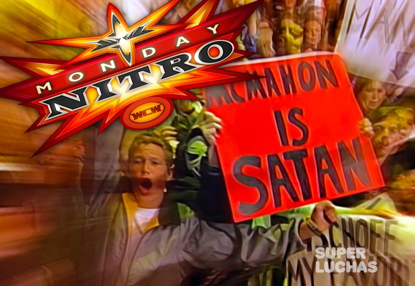 Recordando el episodio final de WCW Monday Nitro (Parte II) 1