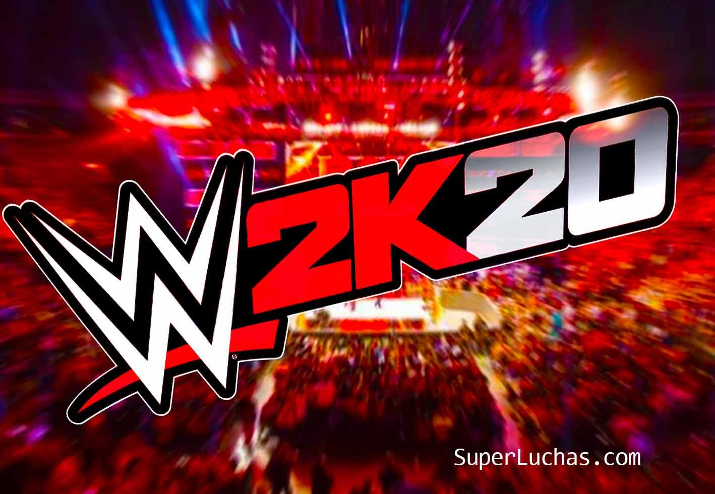 Logo WWE 2K20