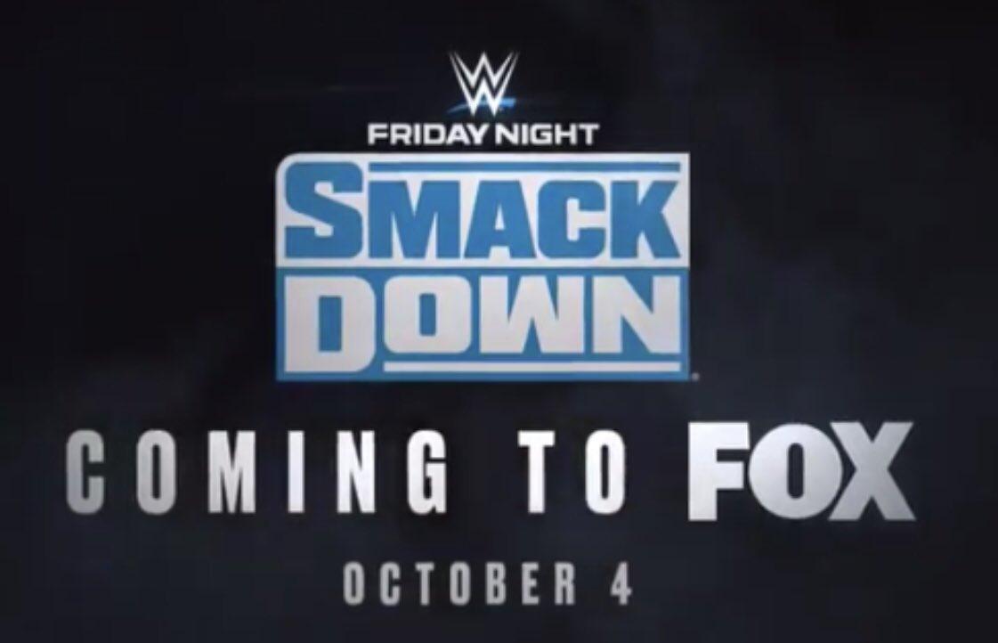 WWE SmackDown en FOX