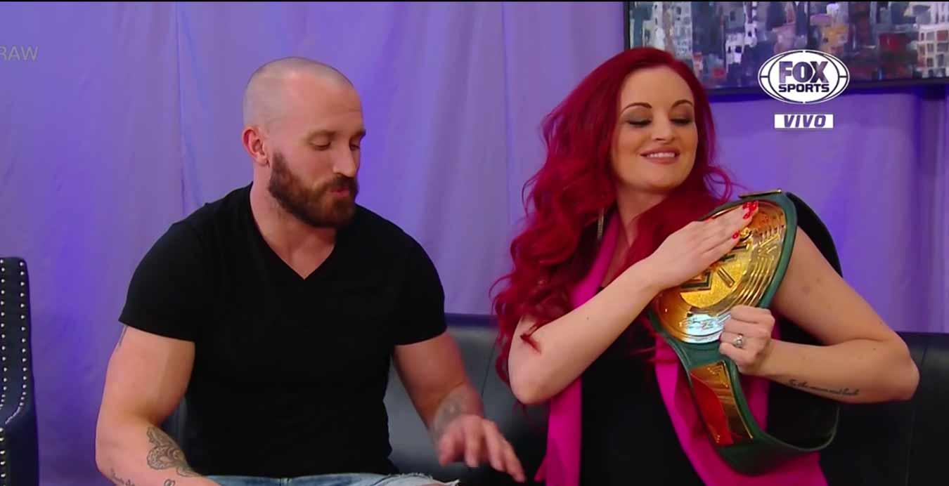 WWE RAW (5 de agosto 2019) | Resultados en vivo | A seis días de SummerSlam 9