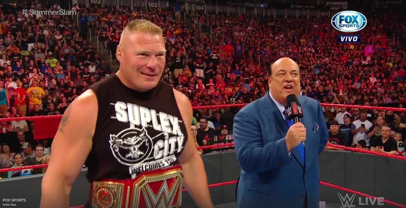 WWE RAW (5 de agosto 2019) | Resultados en vivo | A seis días de SummerSlam 12