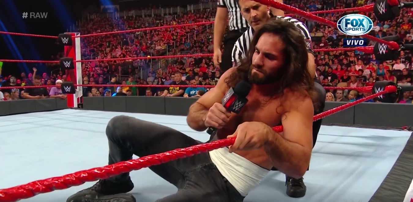 WWE RAW (5 de agosto 2019) | Resultados en vivo | A seis días de SummerSlam 16