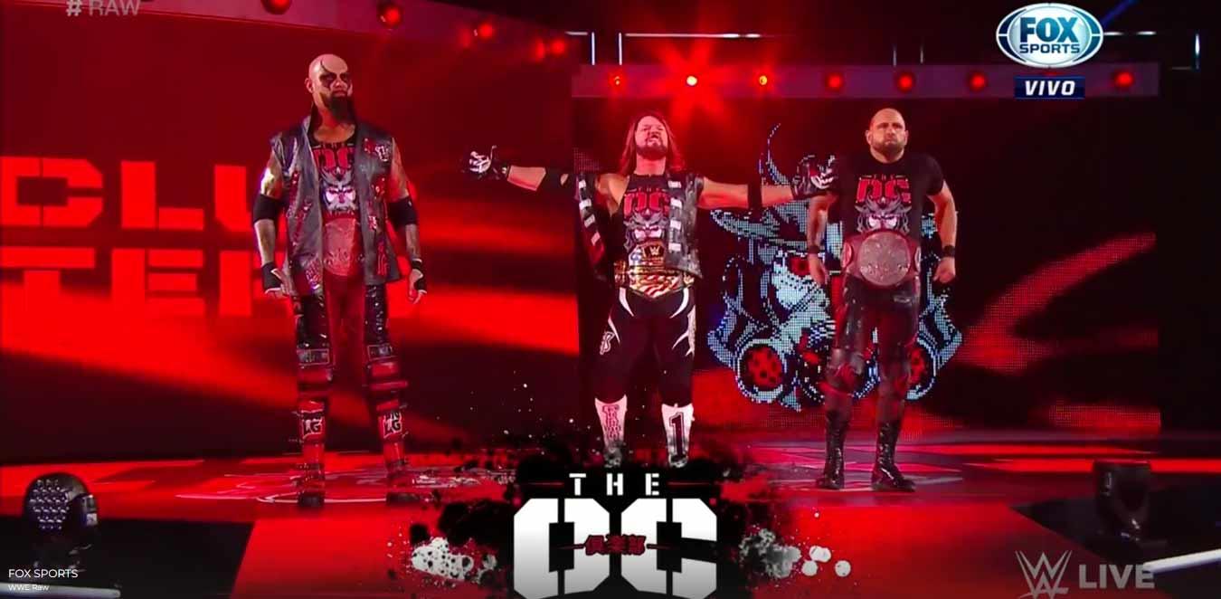 WWE RAW (5 de agosto 2019) | Resultados en vivo | A seis días de SummerSlam 22