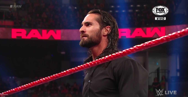 WWE RAW (12 de agosto 2019) | Resultados en vivo | La nueva era de Seth Rollins 2