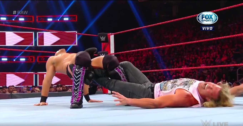 WWE RAW (12 de agosto 2019) | Resultados en vivo | La nueva era de Seth Rollins 8