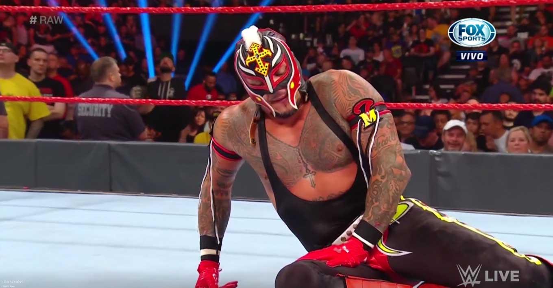 WWE RAW (12 de agosto 2019) | Resultados en vivo | La nueva era de Seth Rollins 16