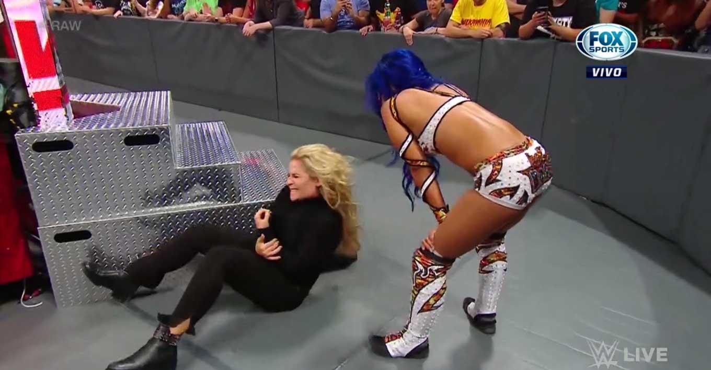 WWE RAW (12 de agosto 2019) | Resultados en vivo | La nueva era de Seth Rollins 30