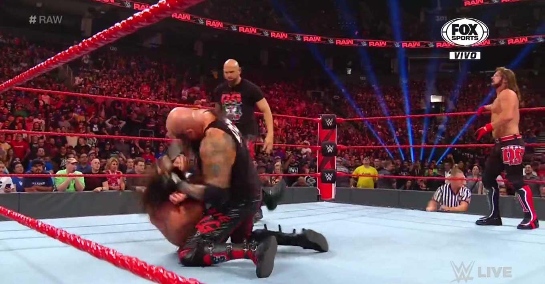 WWE RAW (12 de agosto 2019) | Resultados en vivo | La nueva era de Seth Rollins 41