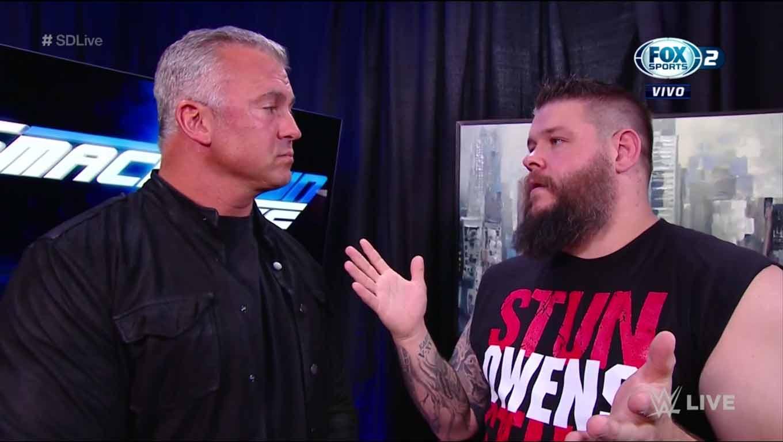 WWE SMACKDOWN LIVE (20 de agosto 2019) | Resultados en vivo | Daniel Bryan vs. Buddy Murphy 5