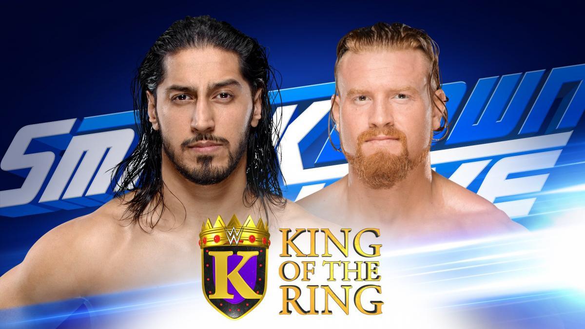 """WWE SMACKDOWN LIVE (27 de agosto 2019)   Resultados en vivo   """"¡Discúlpate, Roman Reigns!"""" 6"""
