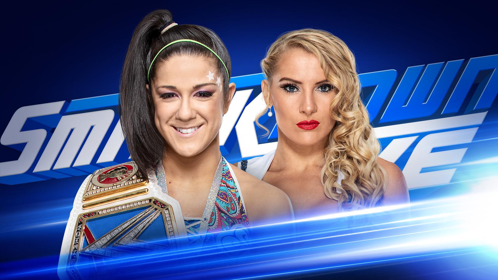 """WWE SMACKDOWN LIVE (27 de agosto 2019)   Resultados en vivo   """"¡Discúlpate, Roman Reigns!"""" 16"""