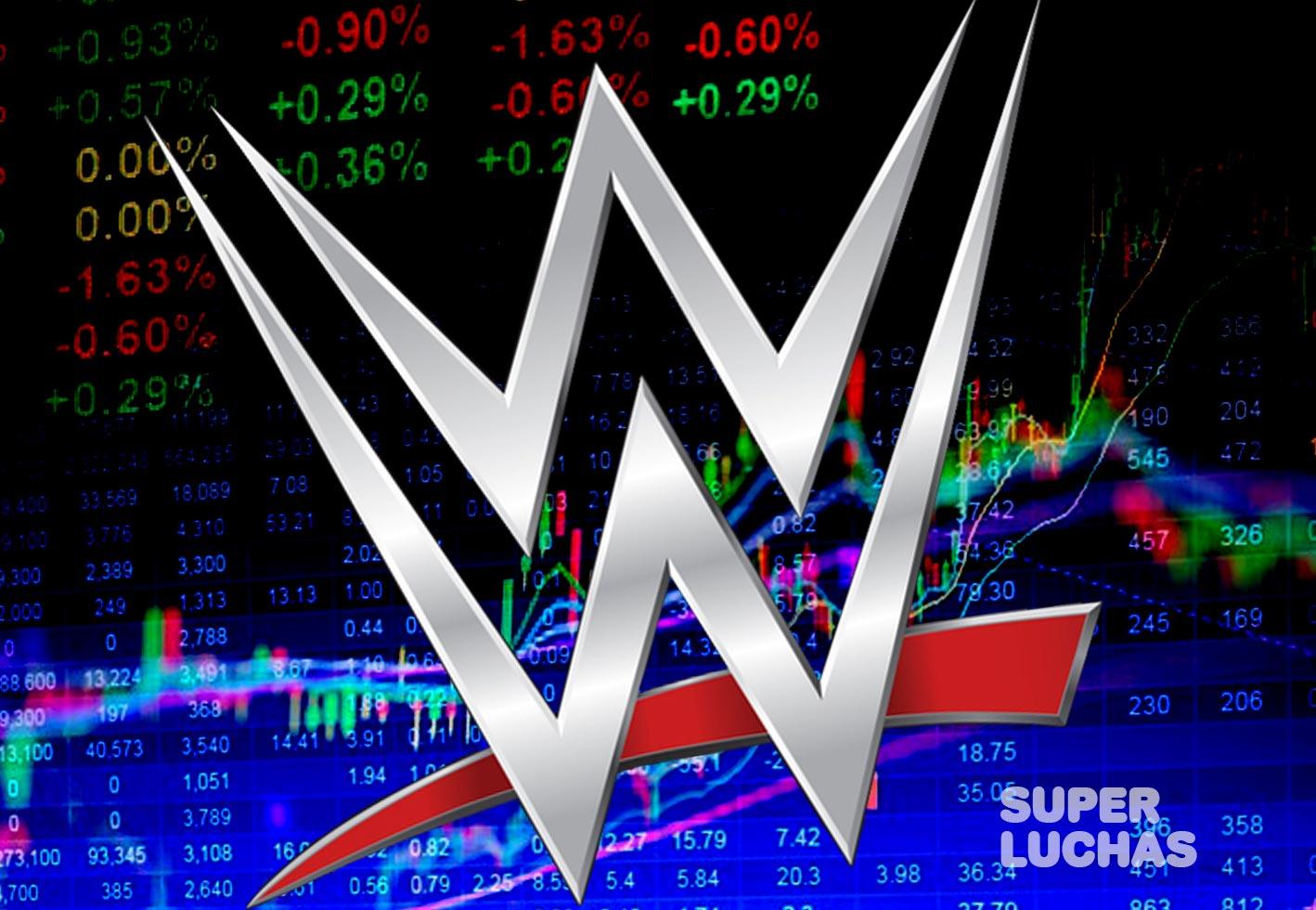WWE en la bolsa