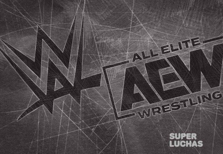 personas de WWE están mintiendo sobre AEW