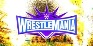 WrestleMania 35 logo