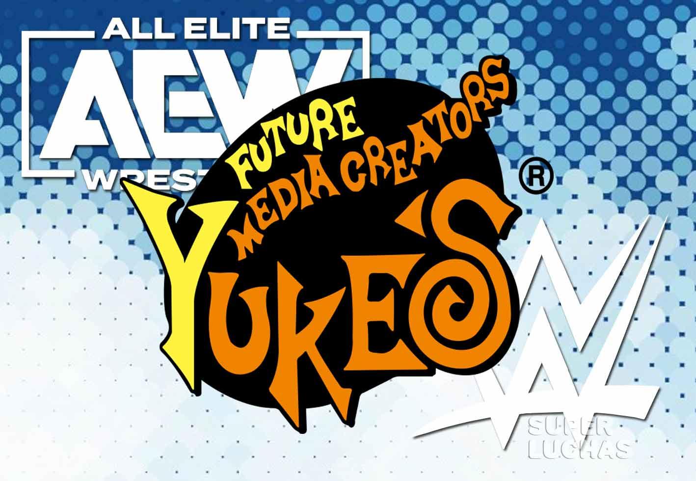 Yuke's AEW WWE