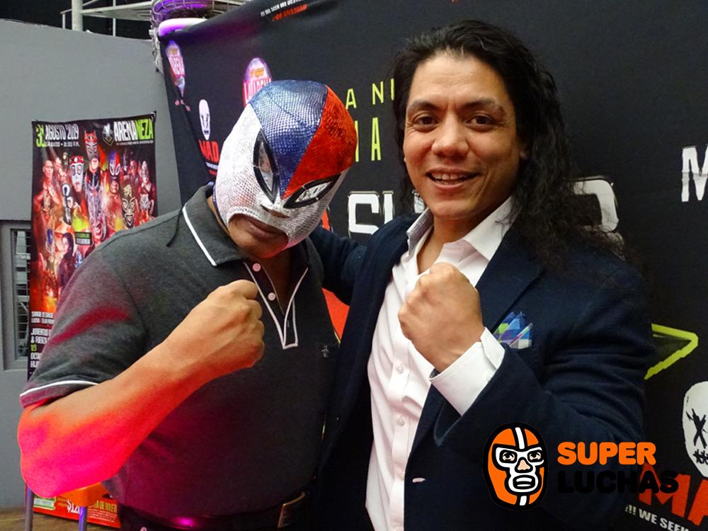 Fuerza Guerrera y Juventud Guerrera se reencuentran en Super X 1