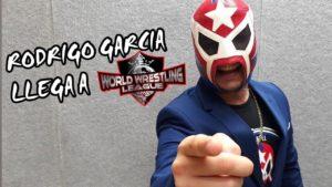 ¡Rodrigo Garcia llega a la WWL! 17
