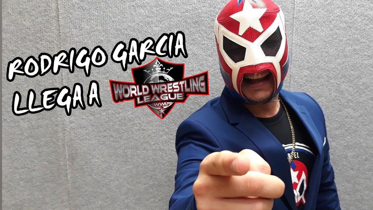 ¡Rodrigo Garcia llega a la WWL! 14