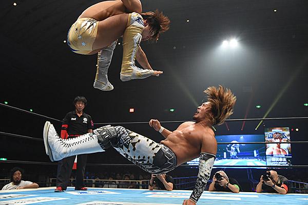 """NJPW: """"G1 Climax 29"""" Día 13 Ibushi acecha el liderato 66"""