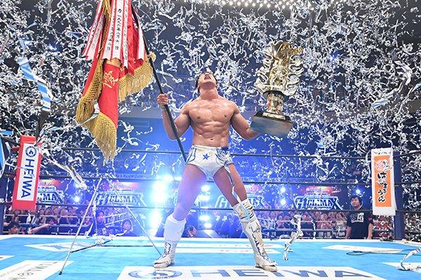 """NJPW: """"G1 Climax 29"""" Final Kota Ibushi el vencedor, KENTA se une al BC 34"""