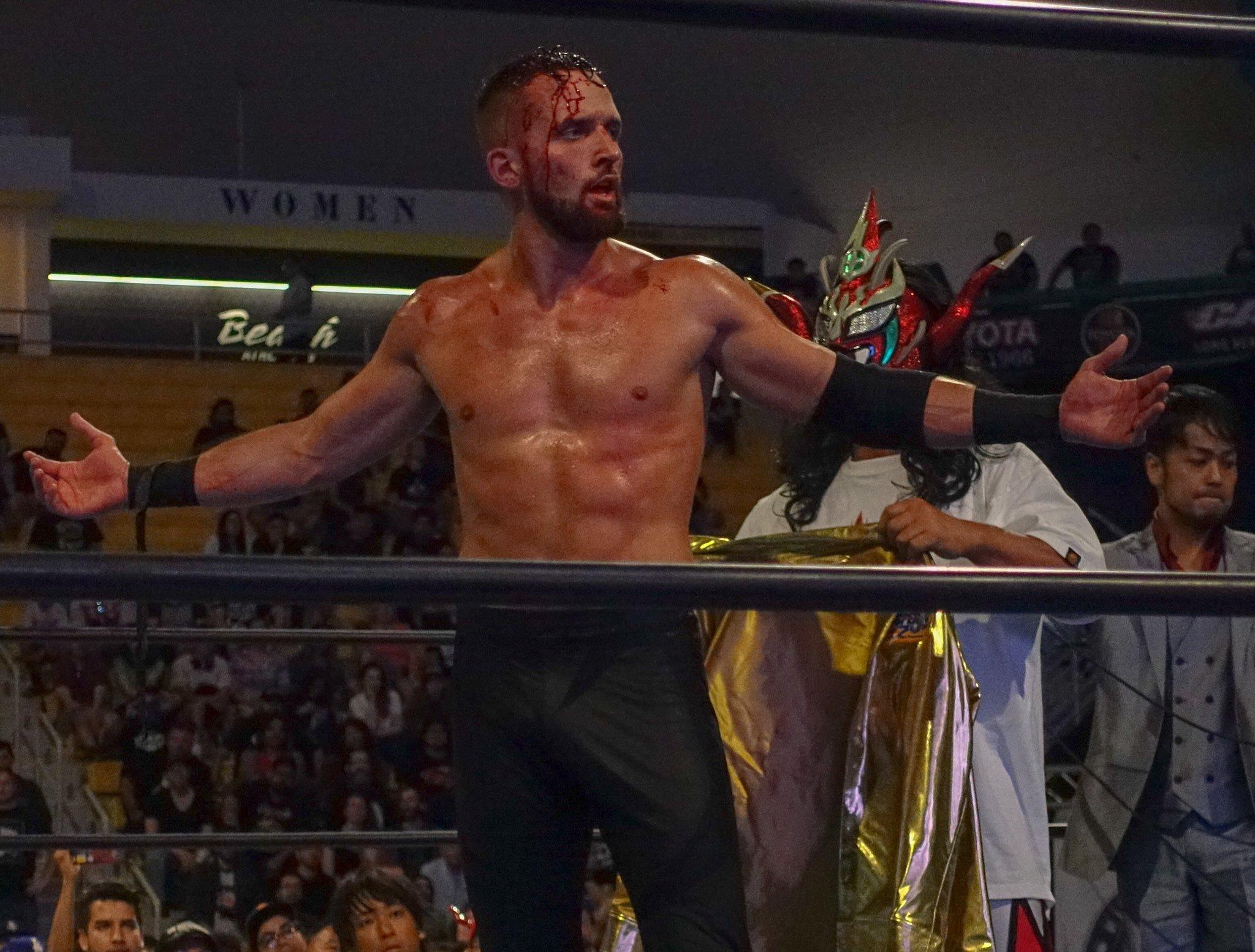"""NJPW: """"Super J-Cup 2019"""" Gran Final, El Phantasmo es el vencedor 1"""