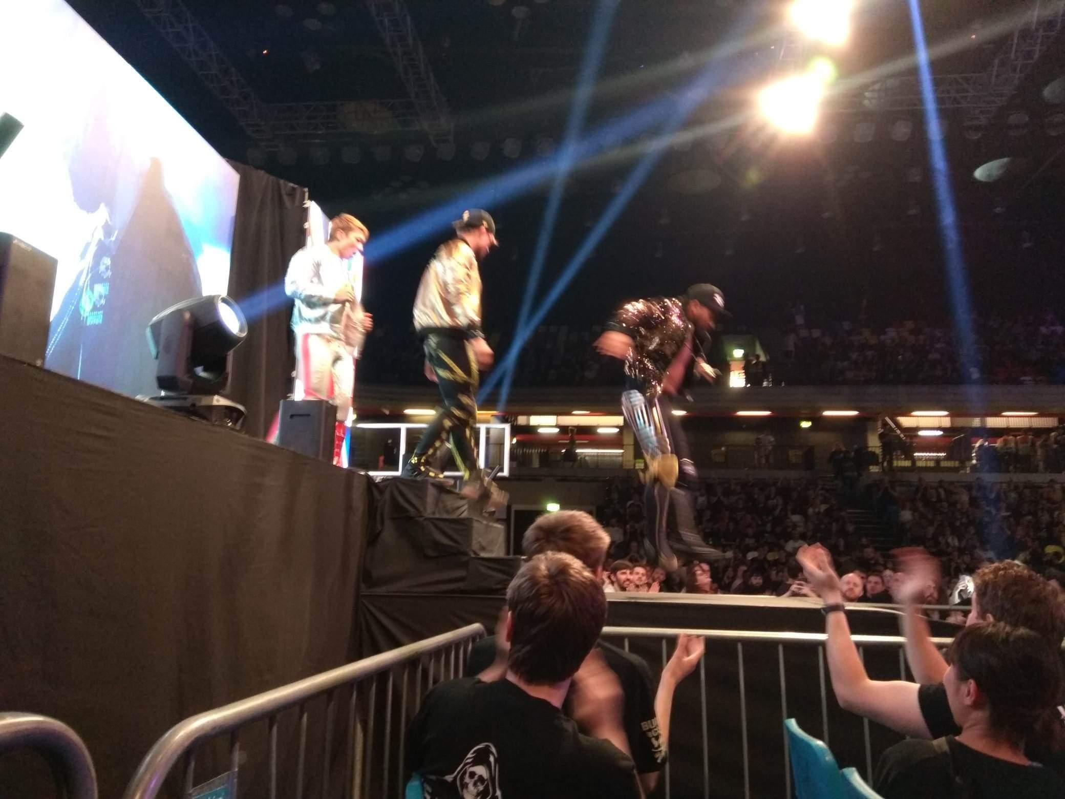 "NJPW: ""Royal Quest 2019"" Okada vs Suzuki - Cobertura 4"