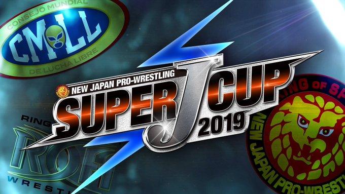 """NJPW: """"Super J-Cup 2019"""" Carístico y Dragon Lee semifinalistas 2"""