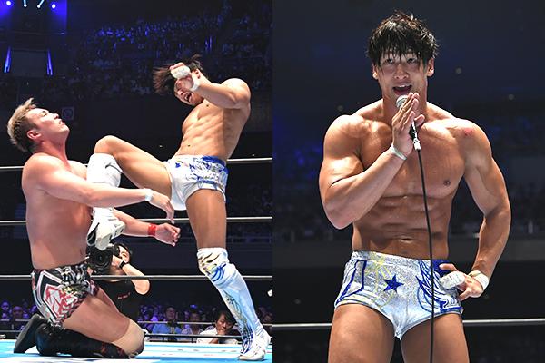"""NJPW: """"G1 Climax 29"""" Día 17 Kota Ibushi es finalista 59"""