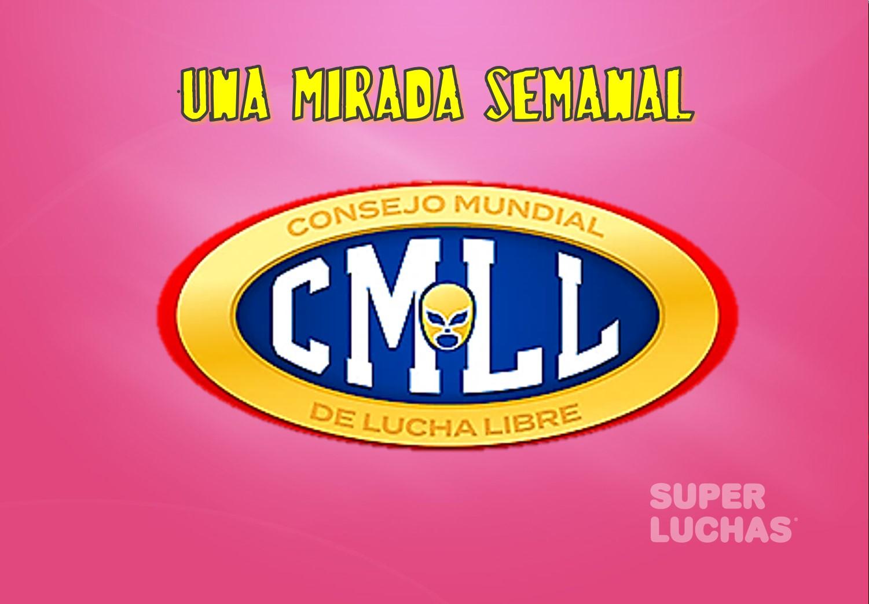 Una mirada semanal al CMLL (del 8 al 14 de agosto de 2019) 25