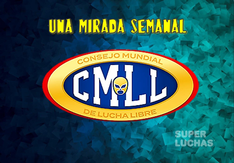Una mirada semanal al CMLL (del 15 al 21 de agosto de 2019) 1