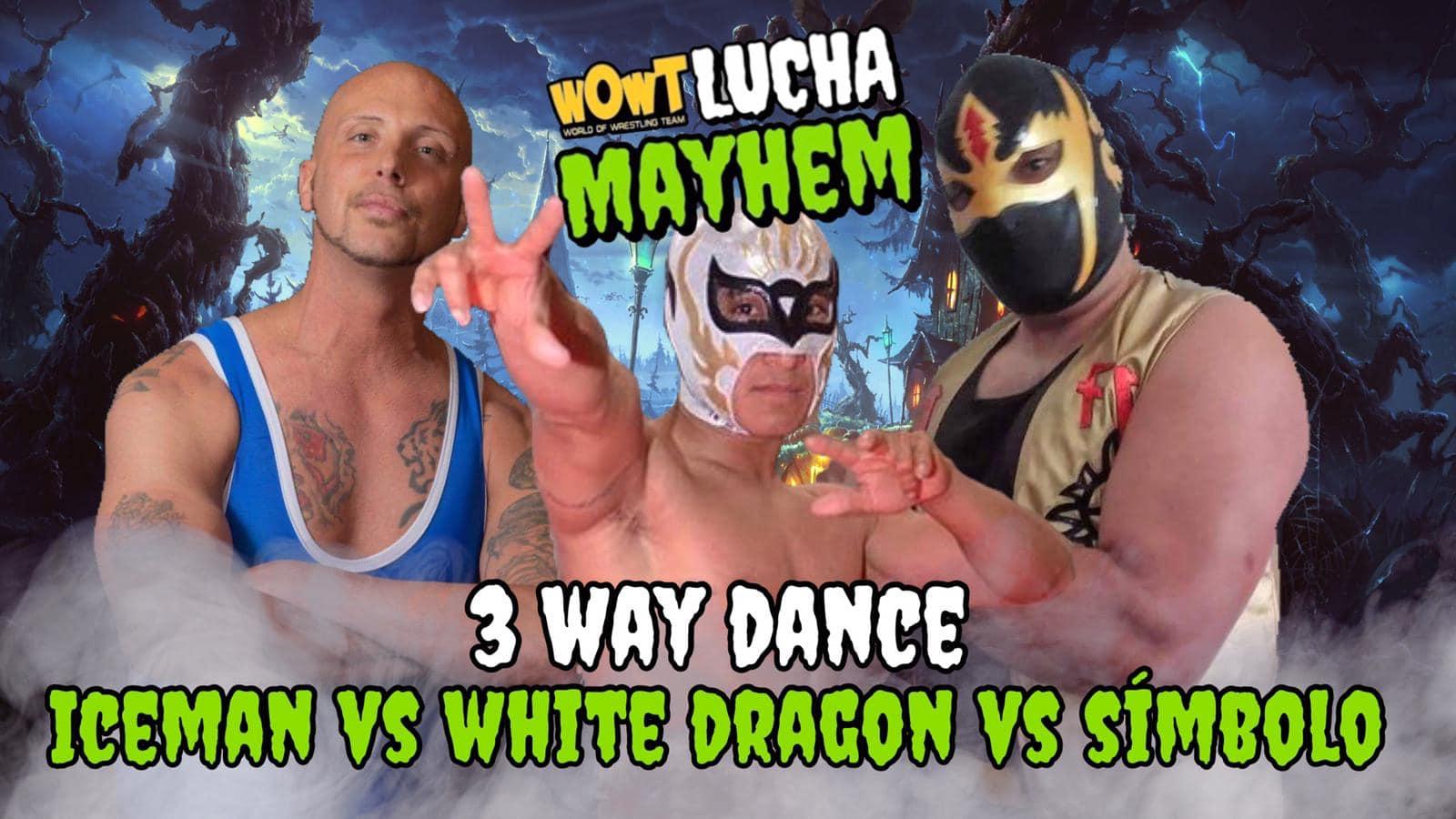 Dos encuentros confirmados para Lucha Mayhem en Chicago 2