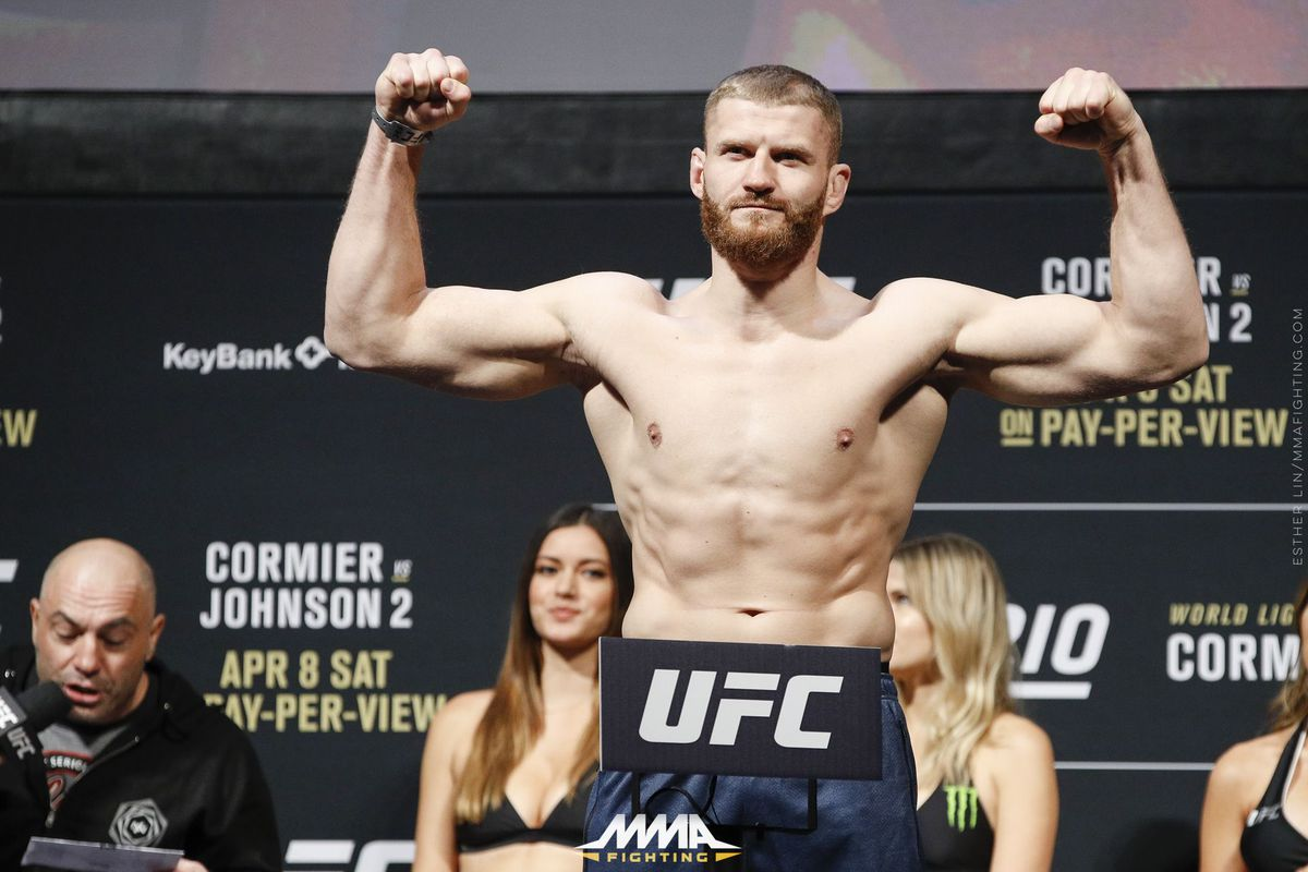 Jan Blachowicz será el oponente de Jon Jones