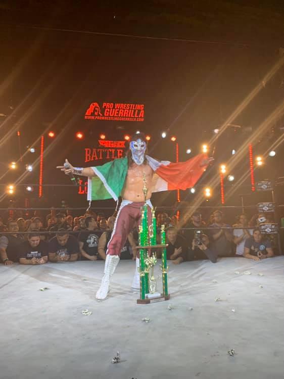 Bandido gana el BOLA 19