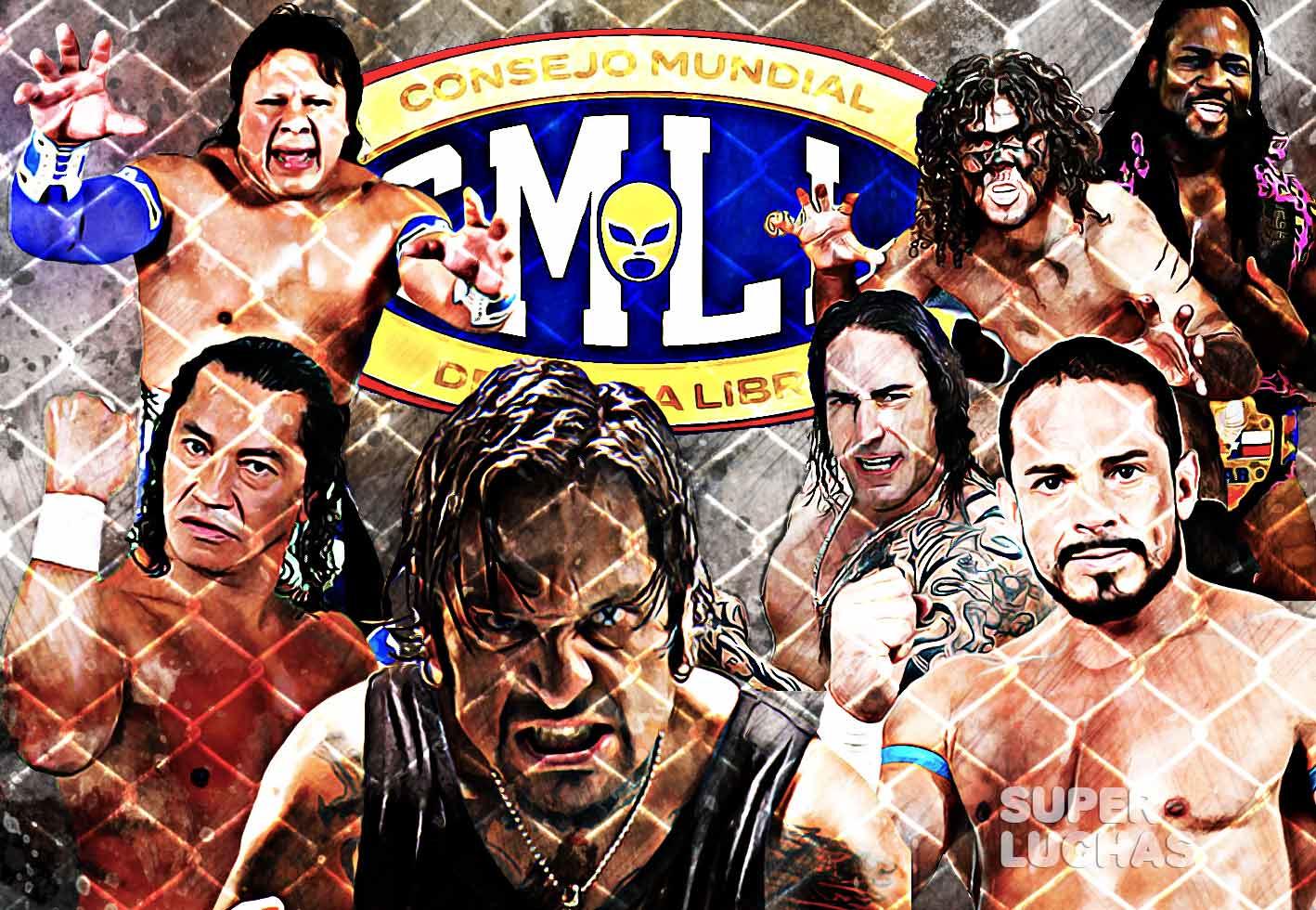 86 Aniversario CMLL