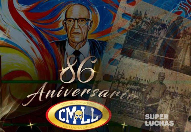 86 Aniversario historia