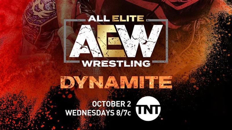 AEW Dynamite poster