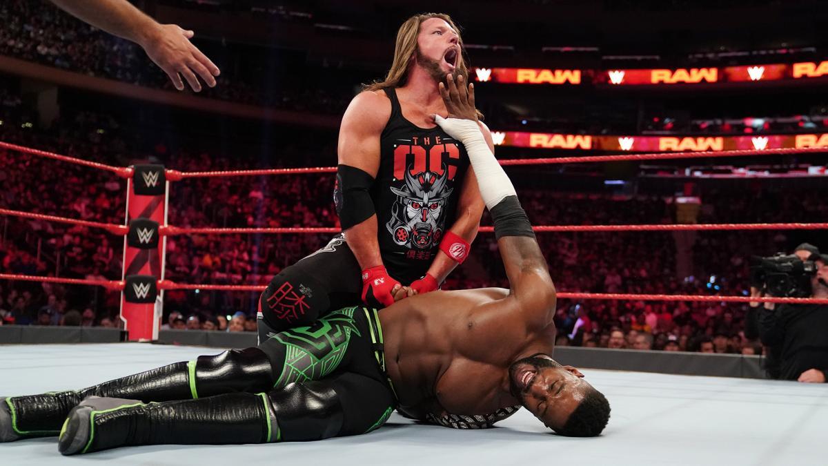 no puedes ser enterrado por perder con AJ Styles