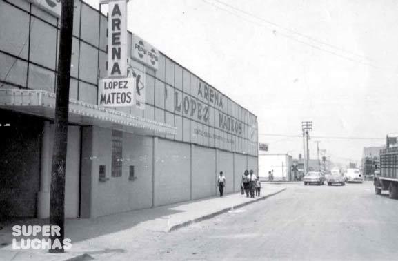 Arena Lopez Mateos