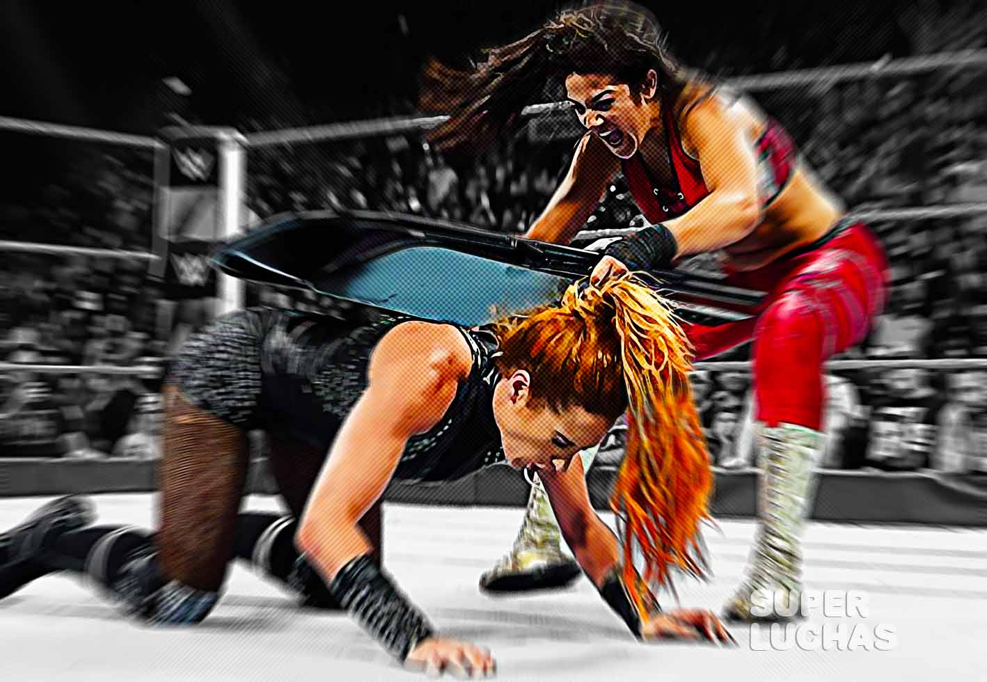 Bayley vs. Becky Lynch