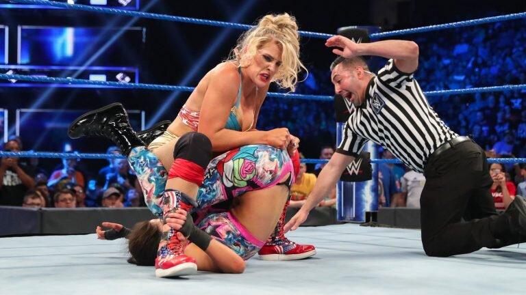 Bayley WWE.com
