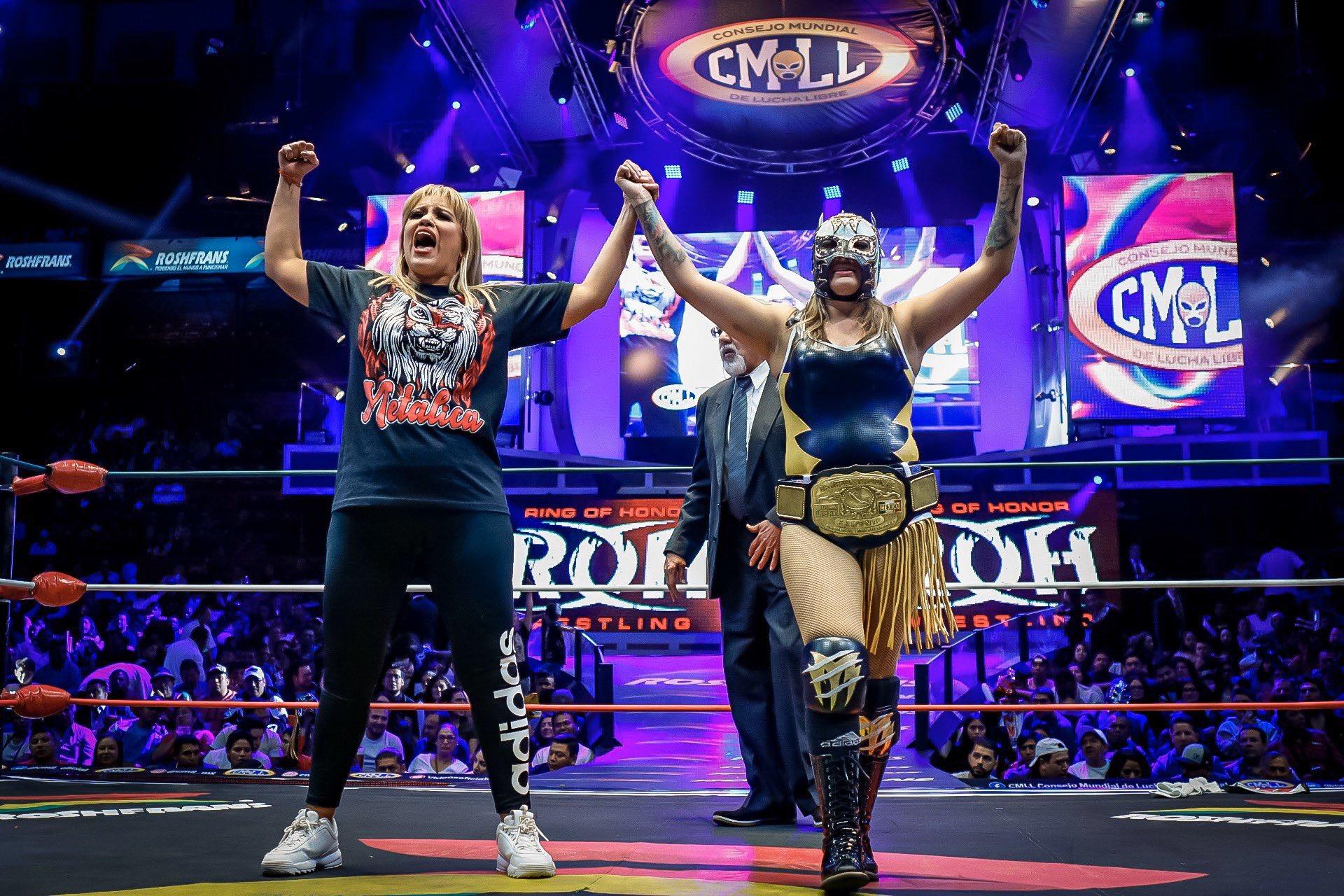 CMLL Aniversario 86 (27 de septiembre 2019) | Resultados en vivo | 7 cabelleras en juego 7