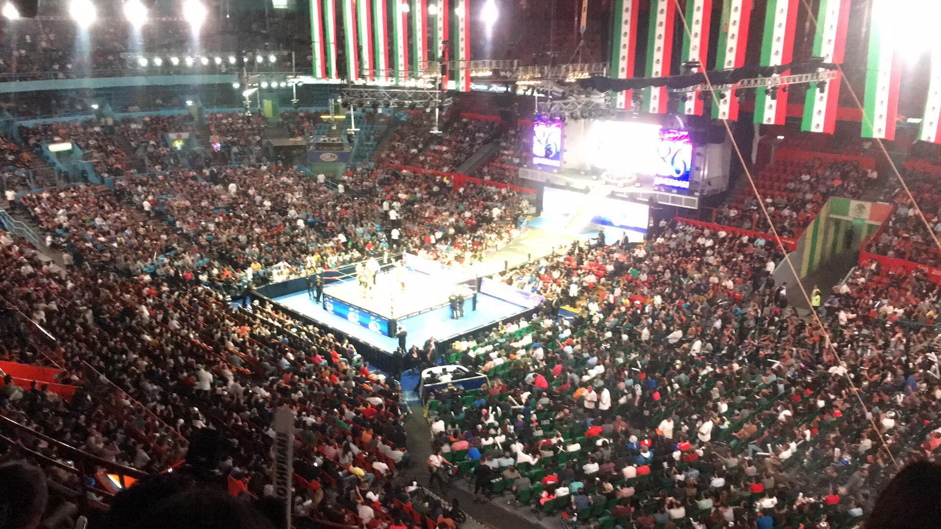 CMLL Aniversario 86 (27 de septiembre 2019) | Resultados en vivo | 7 cabelleras en juego 10