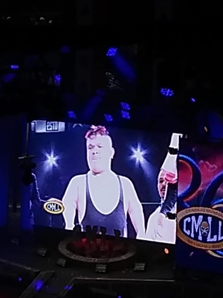 CMLL Aniversario 86 (27 de septiembre 2019) | Resultados en vivo | 7 cabelleras en juego 13