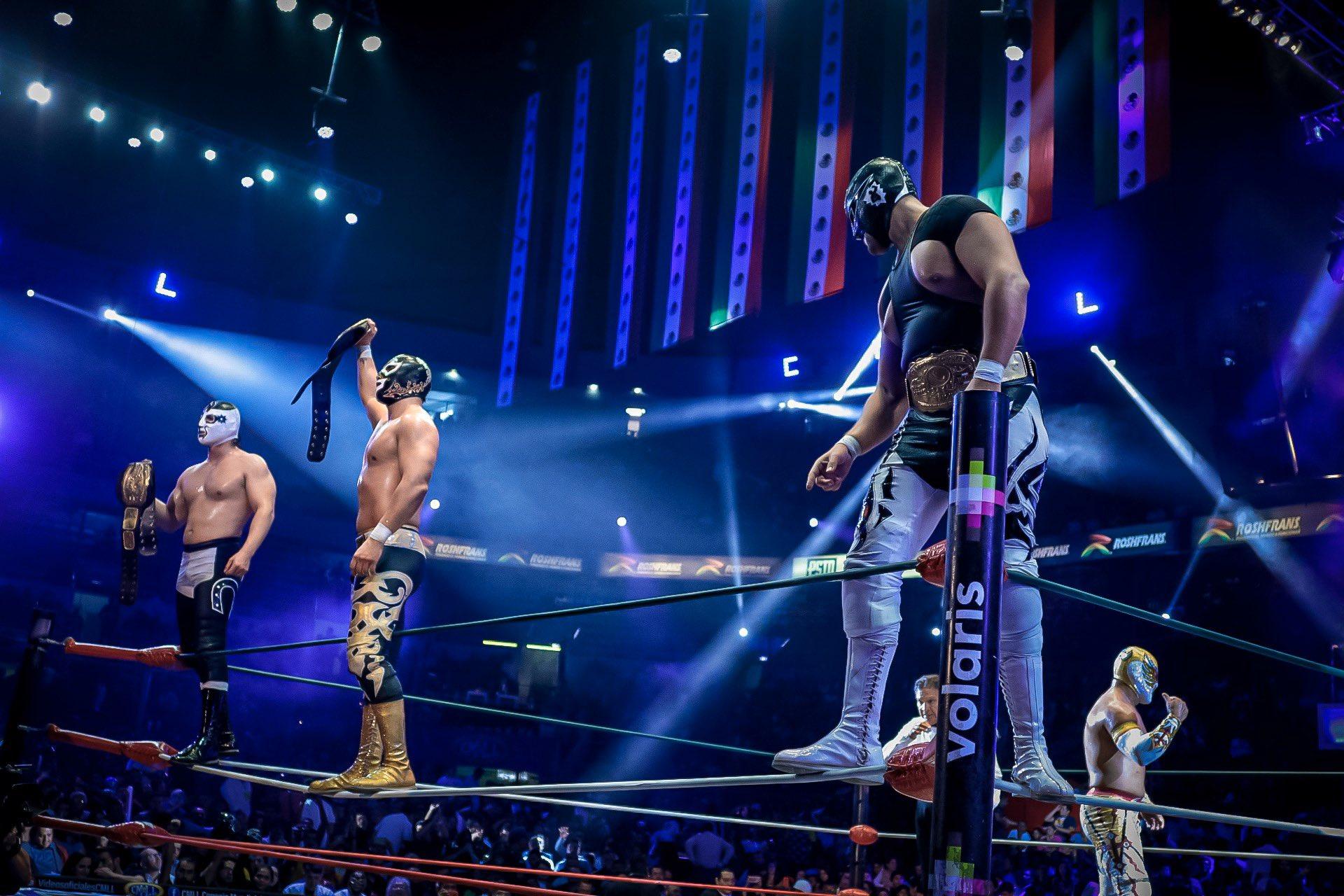CMLL Aniversario 86 (27 de septiembre 2019) | Resultados en vivo | 7 cabelleras en juego 15
