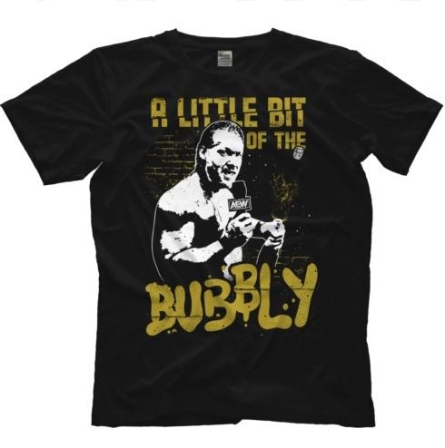 La nueva camiseta viral de Chris Jericho 1