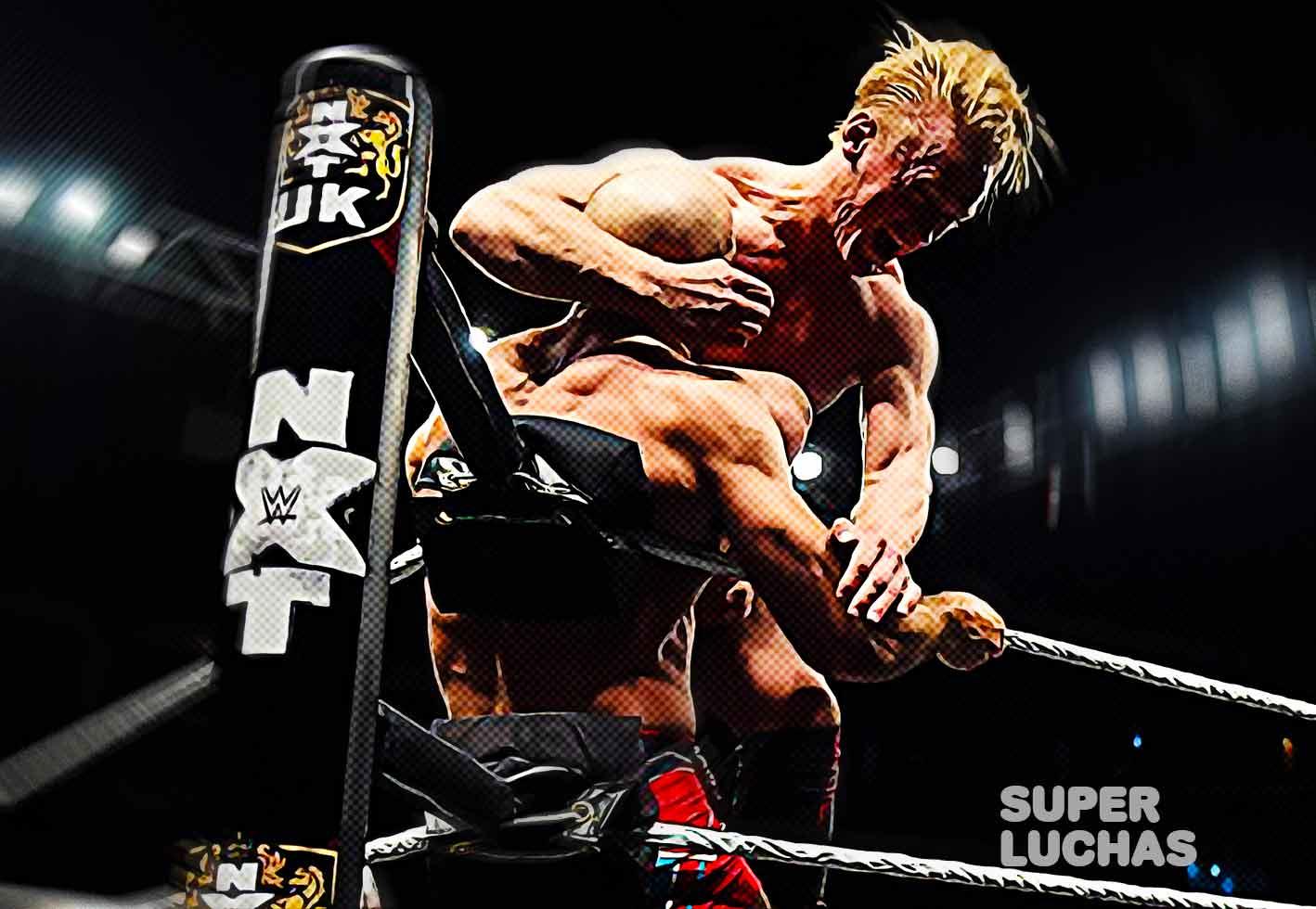 Cesaro vs. Ilja Dragunov NXT UK